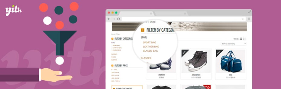 YITH WooCommerce Ajax Product Filter WordPress Plugins