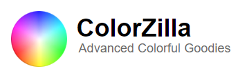 Colorzilla logo extension
