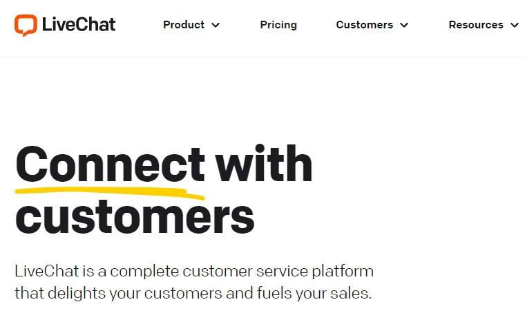 Live Chat Service Platform