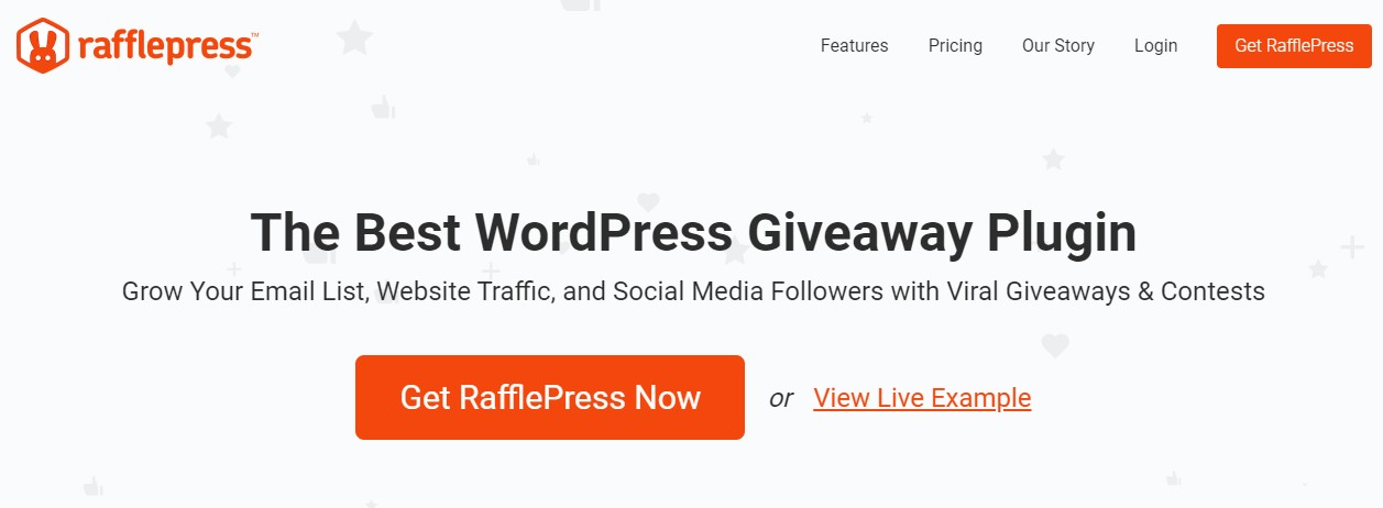 RafflePress WordPress Plugins