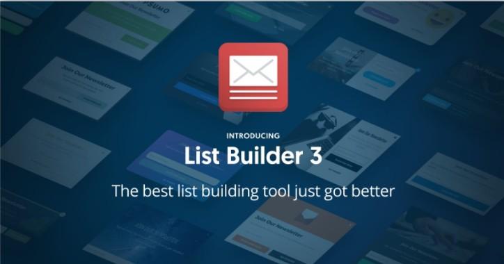 sumo list builder wordpress plugin