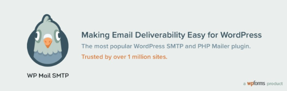 WP Mail SMTP WordPress Plugins